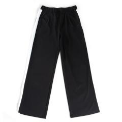 丁摩 黑色运动裤1910