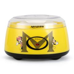 迪士尼(Disney)酸奶机AS-G85   黄色 360°立体加热