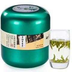 瓯叶绿茶 温州早茶 新茶 早香茶 明前茶叶 雨前春茶 80g