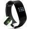 纽曼心率智能手环男女运动手环手表计步器 小米2苹果华为手机通用D8