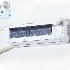 空调滤网净化器滤芯防尘