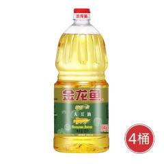 金龙鱼精炼一级大豆油超值装