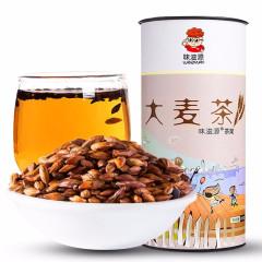 罐装大麦茶350g*3罐原味烘焙养生花草茶办公家庭茶叶冲饮品