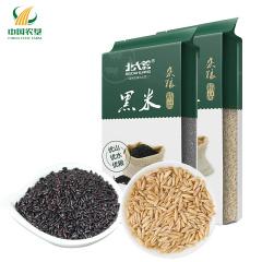 【中国农垦】北大荒 精品杂粮组合  黑米400g+燕麦米400g