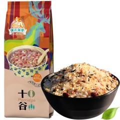 美农美季 东北杂粮大米精选十谷米400g