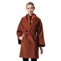 DS 时尚雅多莉羊毛大衣   货号121985