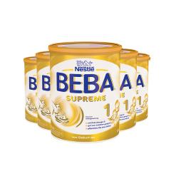 【德国直邮】【两罐装】德国雀巢BEBA婴儿奶粉至尊1段