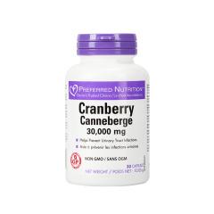 【全球优选】PN进口高浓度蔓越莓精华胶囊 特惠组