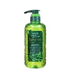 Reveur无硅烫染修复洗发水(绿瓶)