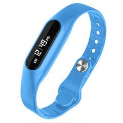 纽曼 智能手环男女运动手环手表计步器 触摸屏来电提醒  小米2苹果华为手机通用 H110
