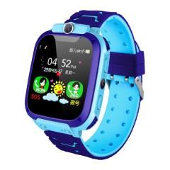 纽贝迪天才5代儿童电话手表拍照定位高清触摸屏双向通话智能手表