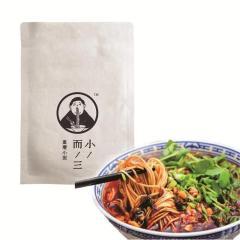 【重庆特色美食】 小而三 重庆小面 220g*3袋
