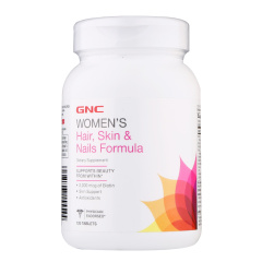 美国健安喜GNC水解胶原蛋白120粒