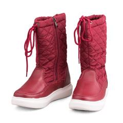奥力福90%白鹅绒羽绒靴