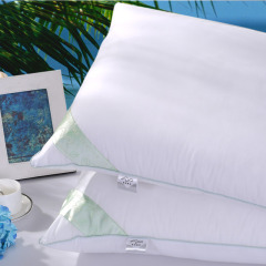 水星家纺 床上用品成人睡眠学生枕头 单只装