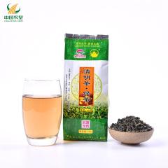【中国农垦】大明山 广西农垦茶叶 质量可溯源 新茶 绿茶 清明茶 100g/袋