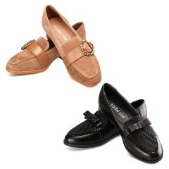 法国艾伊霏典雅时尚女鞋  货号123879