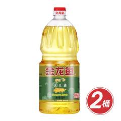 金龙鱼精炼一级大豆油特惠组