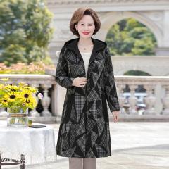 巴莉蔻时尚宽松中长款大衣