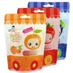 韩国进口帕克大叔果汁软糖3袋装