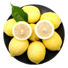 四川安岳黄柠檬 5斤装 单果90g以上 新鲜水果