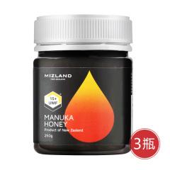 新西兰蜜滋兰麦卢卡蜂蜜15+