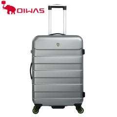 爱华仕(OIWAS) 拉杆箱6130U 万向轮拉杆箱ABS+PC拉杆行李箱 男 粉红色升级版