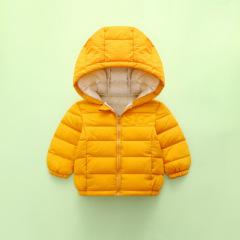 ins儿童棉服2020新款中小男女童装羽绒棉服宝宝外套