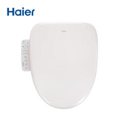 海尔(Haier)卫玺 智能马桶盖 电动坐便器盖 洁身器 即热式全功能 手柄款 H4-5008