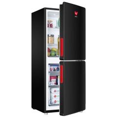 Leader/统帅BCD-150WLDPER 150升双门两门迷你小型电冰箱家用冷藏冷冻租房宿舍