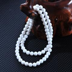 DODOBEL WOMAN天然白砗磲项链