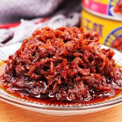 采小海 香辣海鲜酱 拌饭酱 下饭菜拌面酱 香辣小干虾酱 100g*2罐