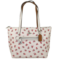 COACH 271165 Taylor Tote With Floral Bloom Print