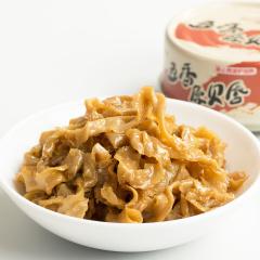 三浦堂  海鲜罐头  五香原贝唇   海鲜系列食品