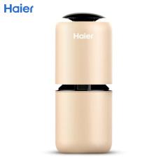 海尔负离子汽车车载空气净化器自动净化杀菌除异味除甲醛除雾霾
