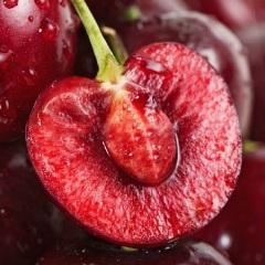 【进口新鲜水果】智利进口车厘子 大樱桃 2斤装 (单J级 26-28mm)