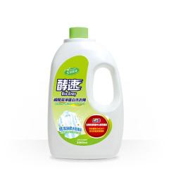 台湾多益得酵素衣物护理洗衣液2L