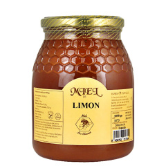 西班牙原装进口布罗家族柠檬蜜1KG