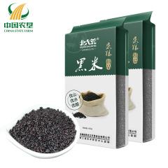 【中国农垦】北大荒 精品杂粮黑米400g*2袋